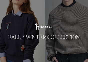 [헤지스]20 FALL/WINTER