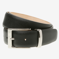 [Saddlers]Saffiano Belt(Black)상세보기